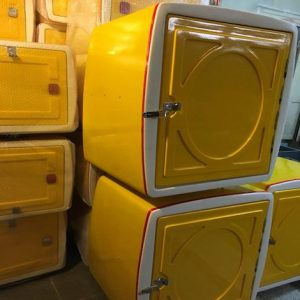 باکس مربع پلاس فایبرگلاس | Fiberglass Boxes